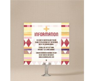 Kilim Extra Information Card