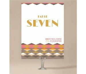 Aztec Table Numbers