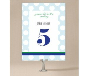 Big & Bold Table Numbers