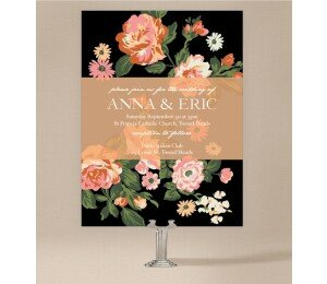 Bouquet Wedding Invitations