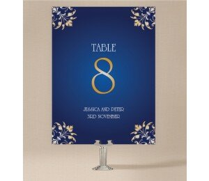 Classique Table Numbers