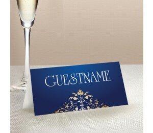 Classique Wedding Place Card