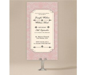 Nouveau Wedding Invitations