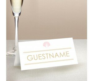 Putting on the Ritz Placecards