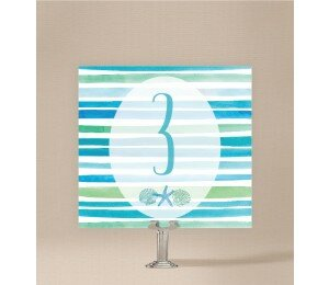 Seabreeze Table Numbers