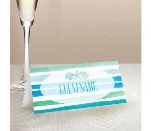 Seabreeze Place Card