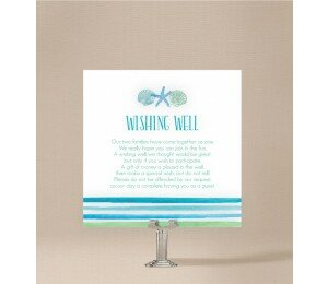 Seabreeze Wishing Well Card