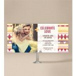 Kilim Engagement Invitations