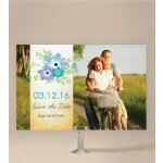 Posies Save The Date Cards