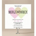 Two Hearts Wedding Invitations