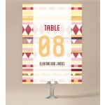 Kilim Table Numbers