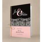 Lacey Lace Order Of Service Booklet Covers