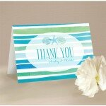 Seabreeze Thank You Card