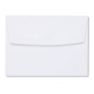 Matching White Envelopes