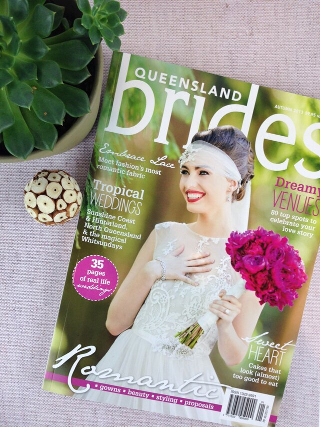 Lovestruck Wedding Invitations | Blog - PRESS FEATURE – Queensland ...